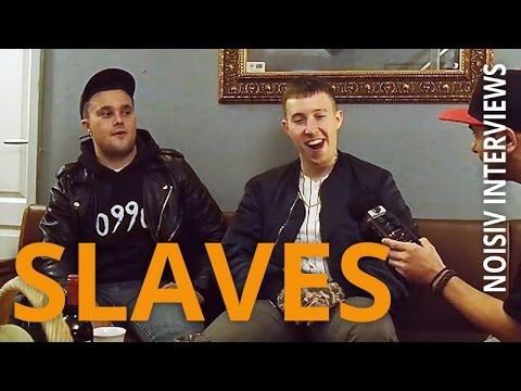 Slaves über Brexit, ihren ersten Plattenkauf & Mike D (Beastie Boys)! // NOISIV INTERVIEWS