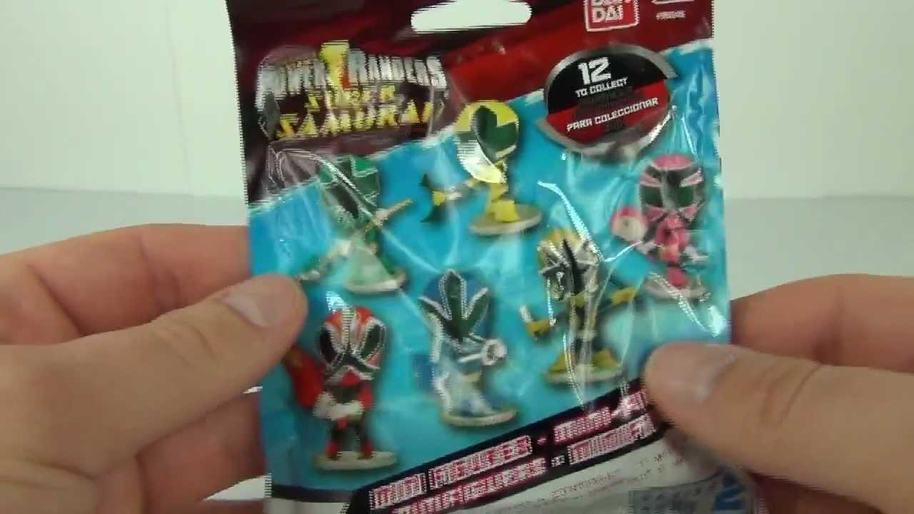 Bandai power rangers super samurai mini figures series 2, lego coloring pages