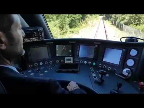 treno Swing cabina guida Campobasso Bojano
