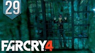 Прохождение Far Cry 4 - часть 29 [Побег из тюрьмы]