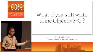 Programming without recompiling - iOS Conf SG 2016