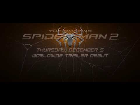 The Amazing Spider Man  2 : Worldwide Trailer Debut TODAY [HD]