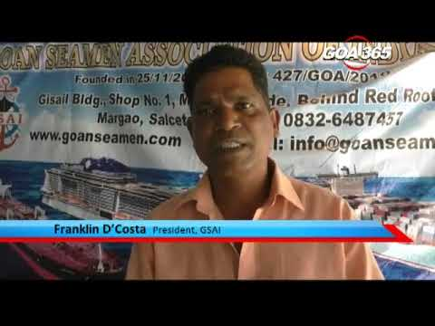 Seamen hold talks with NRI director over CDC issue