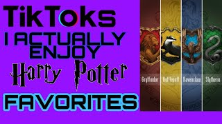 Cover images Tik Toks I Actually Enjoy (Harry Potter Favorites)