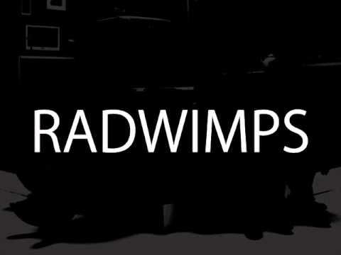 RADWIMPS オーダーメイド