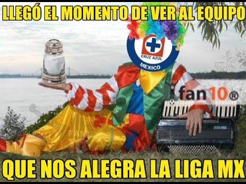 MEMES CRUZ AZUL TOLUCA 0-0 LIGA MX APERTURA 2017 JORNADA 4