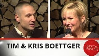 Impacting Families Require Healthy Transitions - Tim & Kris Boettger
