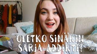 MINÄKÖ SARJA-ADDIKTI? | MY DAY