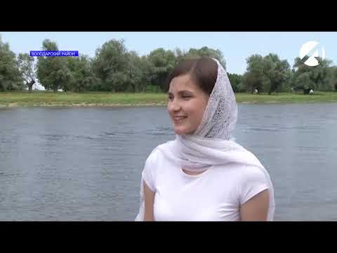 В селе Ильинка Володарского района в выходные из воды вытащили тонущего человека