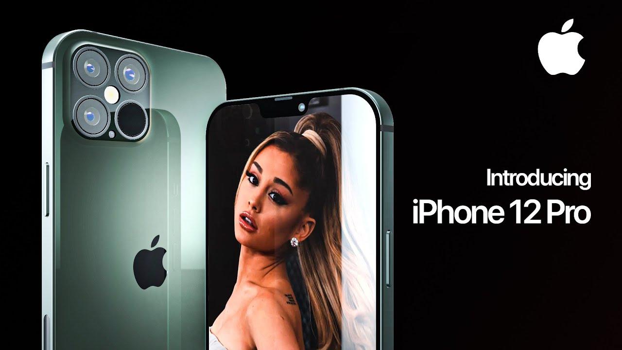 Introducing iPhone 12 Pro — Apple