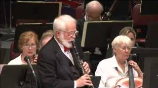 Arnold Clarinet Concertino (orch. Roger Steptoe): Grant Anderson