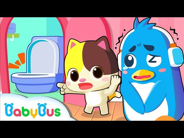 The Potty Song   Play Safe Song   Nursery Rhymes   Kids Songs   Baby Cartoon   Education   BabyBus