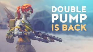 Double PUMP ist wieder da😱 !! OMG Fortnite Battle Royale