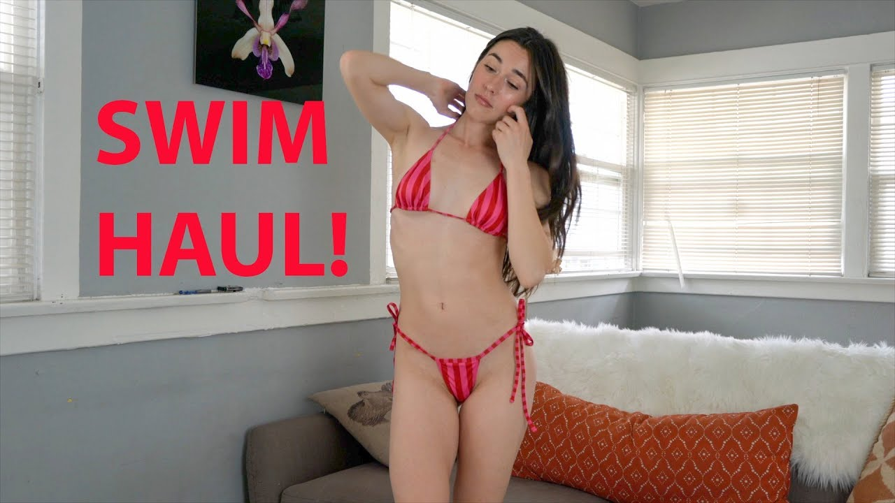 e40fec5bf5f41 Yandy Swim/Spring Haul! 💖 - YouTube