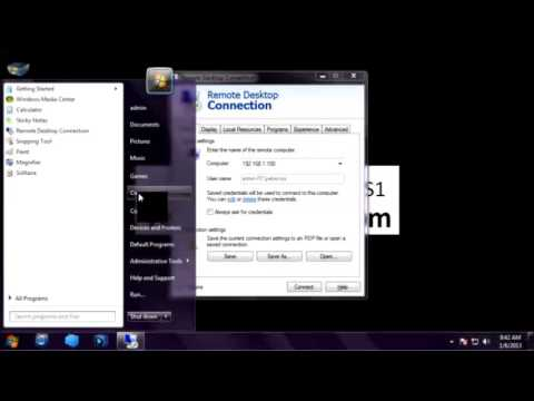 How To Enable Remote Desktop On Windows Server 2012