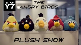 Angry Birds Plush Show Ep  9 Escape from Kylo Ham