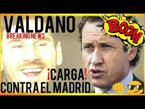 🚨😂¡¡JORGE VALDANO ELOGIA AL BARÇA y ATACA AL MADRID!!😱🚨 ¡BREAKING NEWS! FCB NOTICIAS