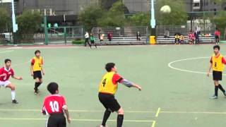 2015-2016年度荃灣學界校際中學足球(丙組)比賽  -