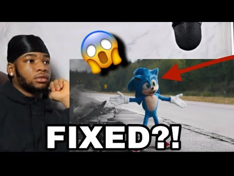 CHAOS CONTROL?! 💎 New Sonic Movie Trailer Reaction