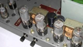 видео: Радиолампа 6П3С