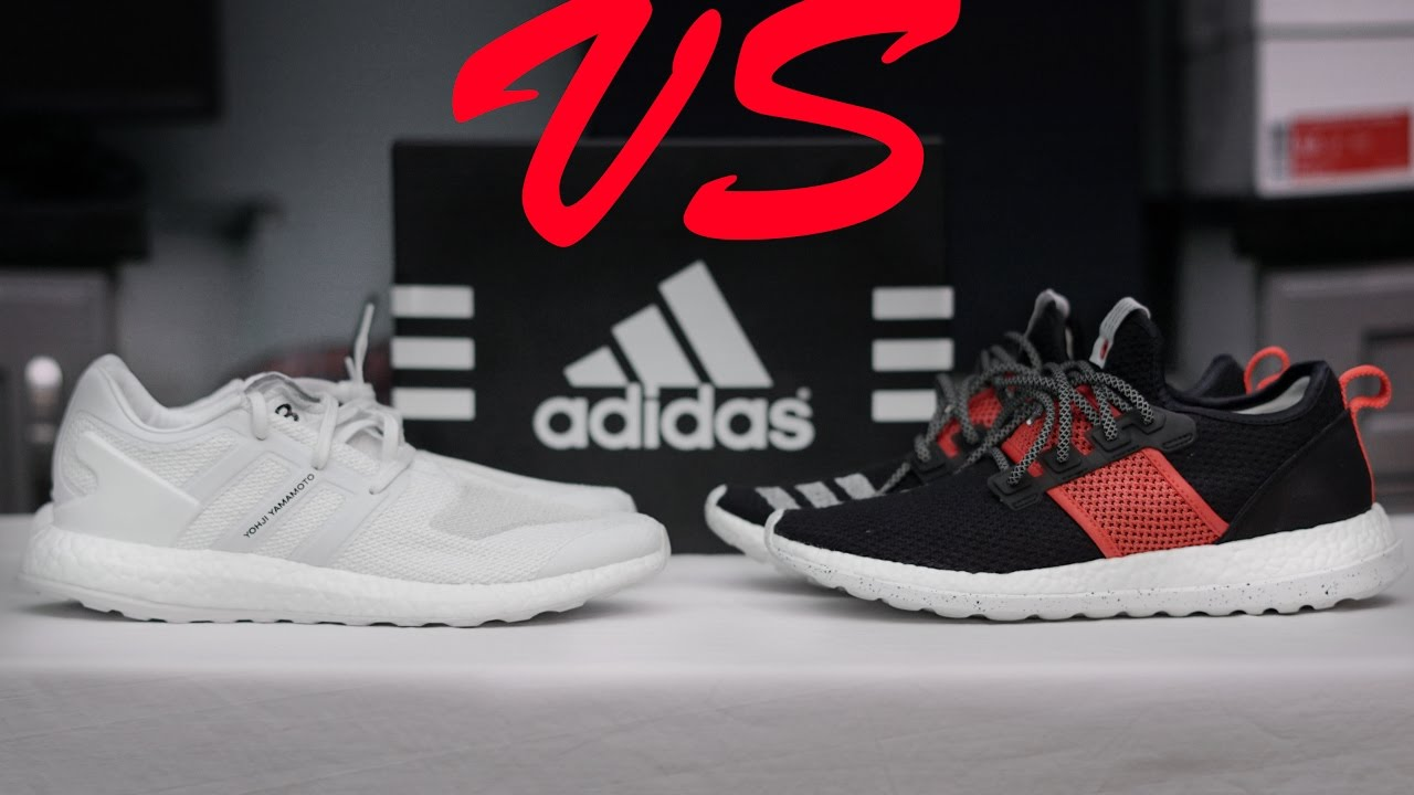 eecefaf7e THE TRUTH  PURE BOOST 3.0 VS PURE BOOST ZG (WHICH IS BETTER ADIDAS BOOST  SNEAKER)