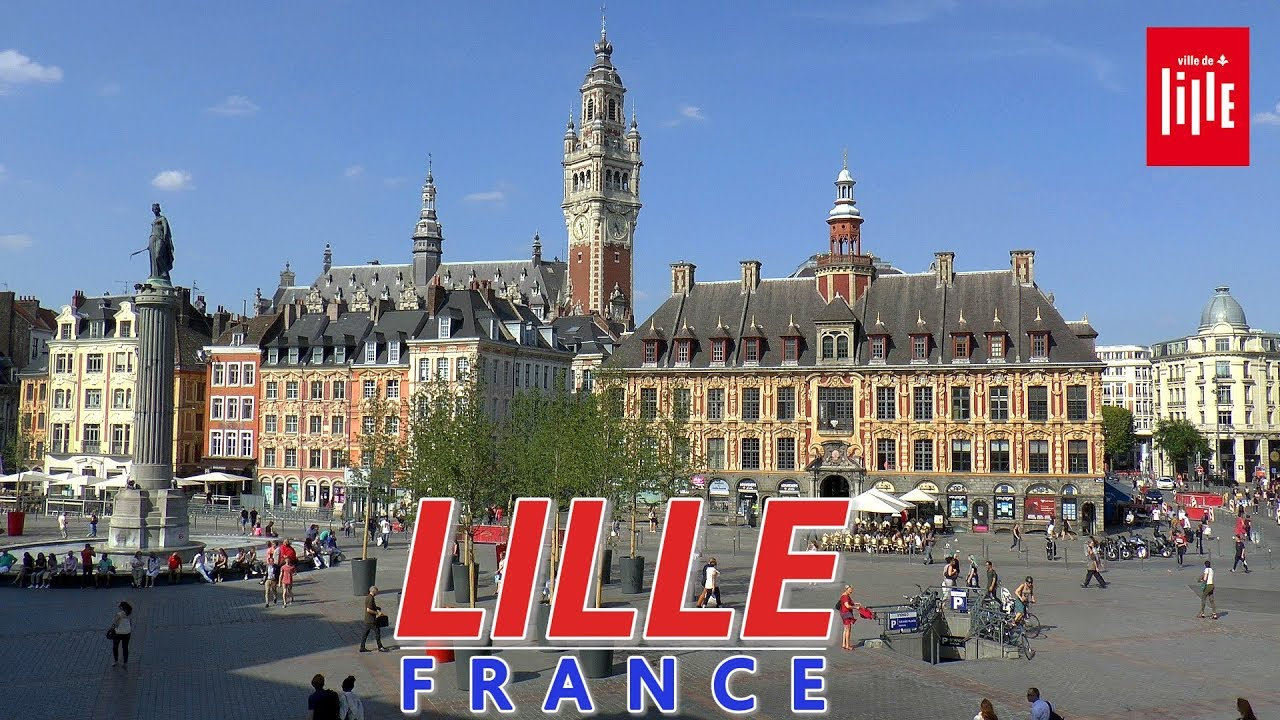 new lille france complete walking tour of lille hd youtube. Black Bedroom Furniture Sets. Home Design Ideas