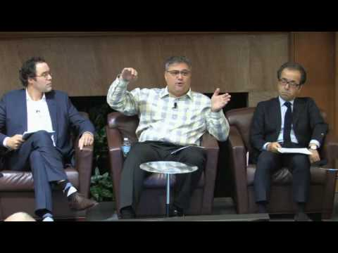 Securing Critical Resources Panel 3: Identifying material concerns and solutions