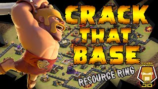 Clash of Clans | Crack that Base Layout 3 | TH 10 Resource Ring