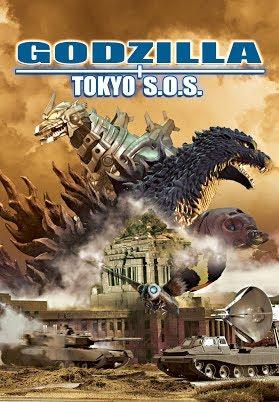 Godzilla: Tokyo S.o.s. (Subtitles)