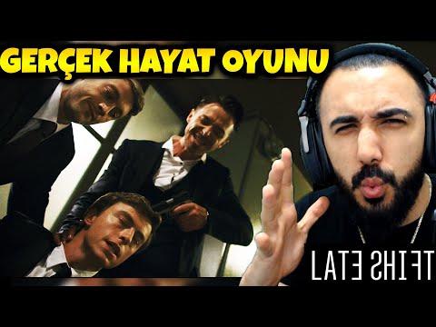 ÇİNLİLERLE BAŞIMIZ BELADA!! GERÇEK HAYAT OYUNU LATE SHİFT!! | Barış Can