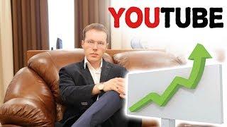 Почему большинство новых каналов на YouTube растут медленно