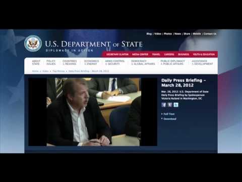 OFFICIAL U.S. Position on Jerusalem