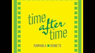 Time After Time Cover)   Runmanila feat  Bennette