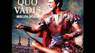 Quo Vadis Original Film Score -14 Jesu Lord , The Last Supper , Resurrection Hymn