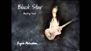 Black Star - Yngwie Malmsteen (Backing track by Gabriel Sucea) [Eb]