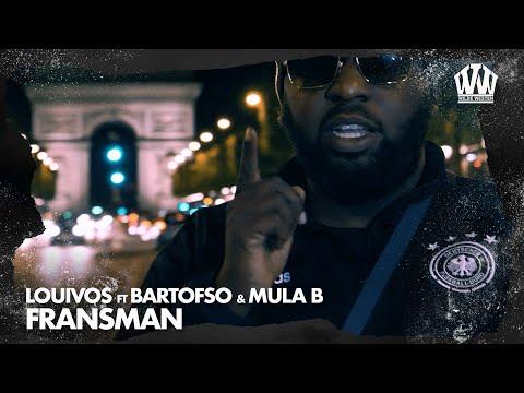 LouiVos ft. Bartofso & Mula B - Fransman  (Prod. IliassOpDeBeat)