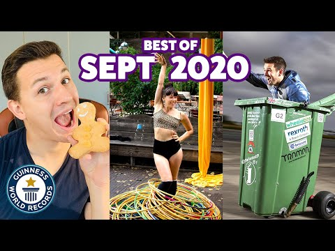 Best of September 2020 - Guinness World Records