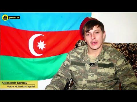 Русский Герой Карабахской войны