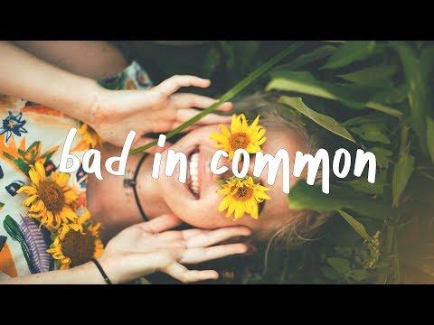 Shy Martin - Bad in Common (Lyric Video)