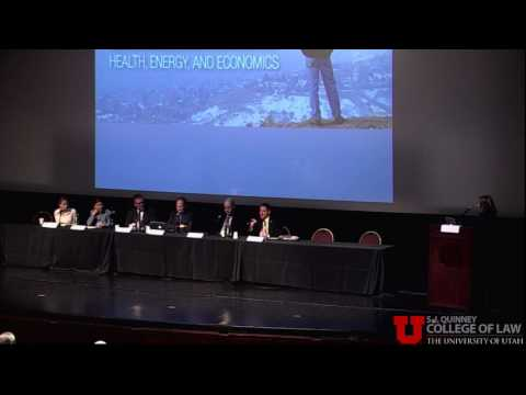 Forging Solutions? The Wasatch Front as Microcosm (Moderated Roundtable)