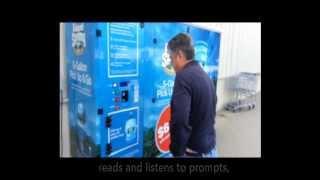 AquaExpress® 5 Gallon Water Bottle Vendor