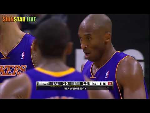 NBA LA Lakers@San Antonio Spurs 2013.01.09 - Full Game