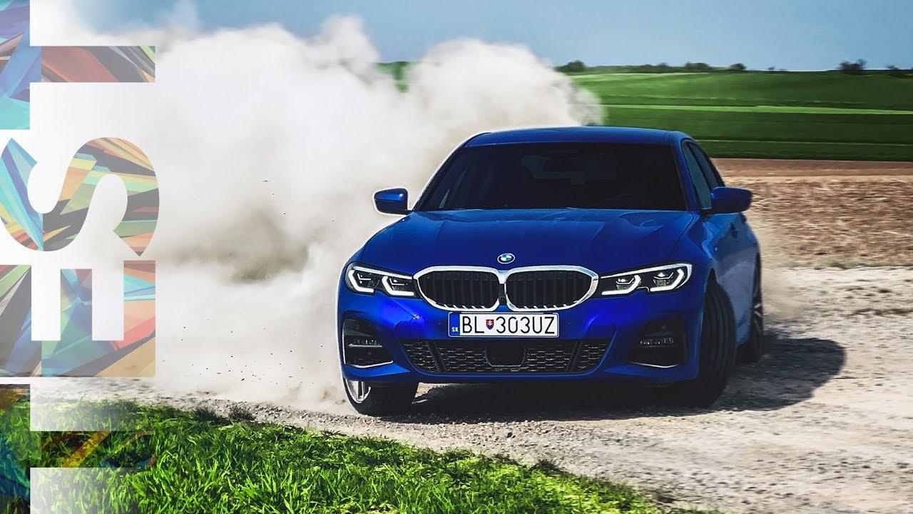 BMW má najlepšie auto v triede! ????   330i M Sport 2020 4K TEST
