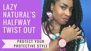 Lazy Natural's Halfway Twist Out | JORD