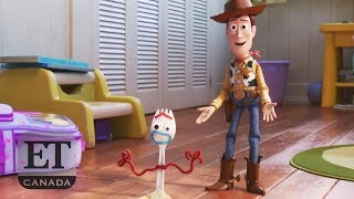 Reaction To 'Toy Story 4' Trailer