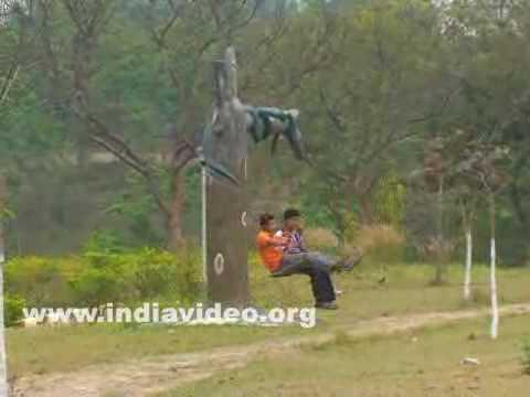 Eco friendly garden in Tripura