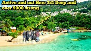 Jamaica badman organization 381 deep and 9000 strong