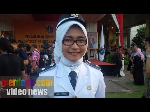 Mengenal sosok Debby Novita, Lurah muda Tanjung Barat Mp3