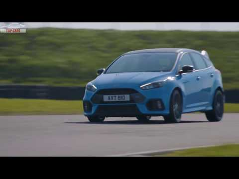 [Top Cars]: 2018 Ford Focus RS Limited Edition Revealed & Track Test