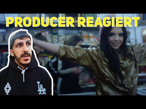 Producer REAGIERT auf Juju - Hardcore High (prod. Krutsch) [Official Video]